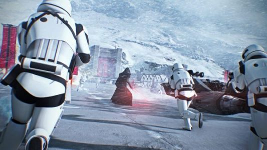EA had a third Star Wars title in the works it canceled, and it was a Battlefront spin-off - report