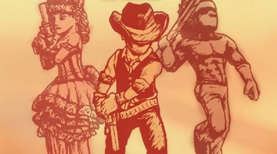 Gunman Clive HD Collection moseying onto PS4 later this month