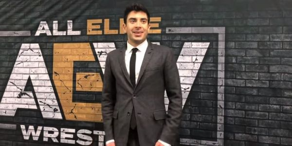 AEW President Tony Khan Roasts Randy Orton on Twitter Over Twitch Controversy