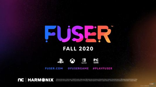 Harmonix Developed Music Mixing Game Fuser Launching In Fall 2020