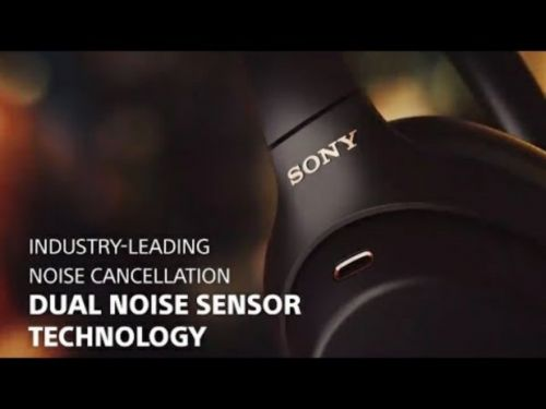 Sony WH-1000XM4 Wireless Headphones Unveiled In Newly Leaked Promo