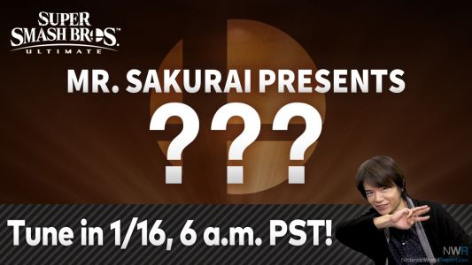 Final Smash Ultimate Fighters Pass Fighter To Be Unveiled Thursday