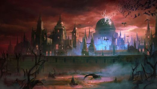 Old School RuneScape Expands by Exactly One Vampyre City of Darkmeyer