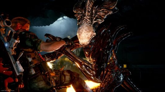Aliens: Fireteam is a co-op shooter where you can fight Xenomorphs
