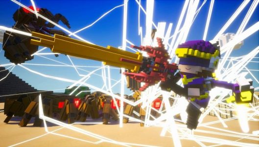 Earth Defense Force: World Brothers looks a hell of a lot of fun