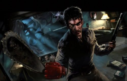 Here's the first major look at Evil Dead: The Game