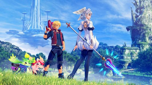 Xenoblade Chronicles: Definitive Edition Tops UK Charts on Debut