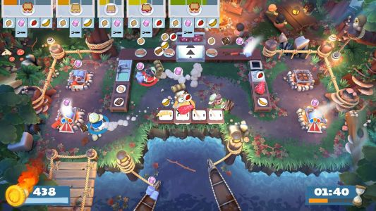 Review: Overcooked 2 - Campfire Cook Off