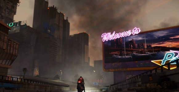 Cyberpunk 2077 event pushed back two weeks in light of protests