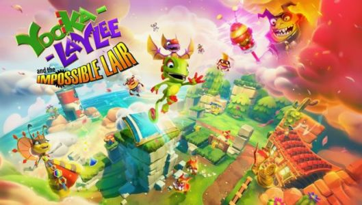 Playtonic Wants to Put You in Yooka-Laylee and the Impossible Lair