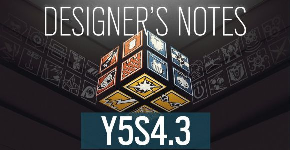 Rainbow Six Siege's Y5S4.3 patch shakes things up and continues to devalue my boy Buck