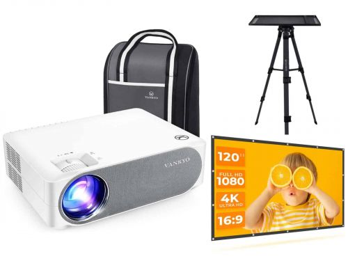 Upgrade Your Home Theater For Under $70 With VANKYO Projectors - Cyber Monday Deals 2020
