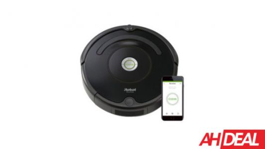Clean Up Before Thanksgiving With The $230 iRobot Roomba 675