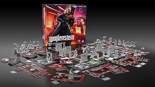 Wolfenstein Board Game Will Let You Kill Mecha Hitler