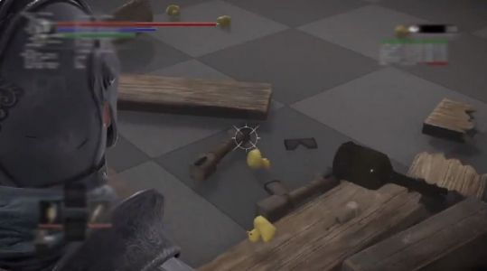 Demon's Souls developers used cute rubber ducks to test the game