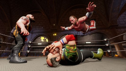 WWE 2K Battlegrounds Details Game Modes With Special Guest