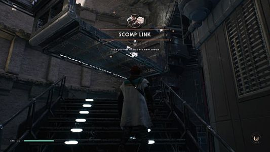 Star Wars Jedi: Fallen Order - Scomp Link Location Guide