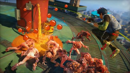 PlayStation Trademarks Sunset Overdrive