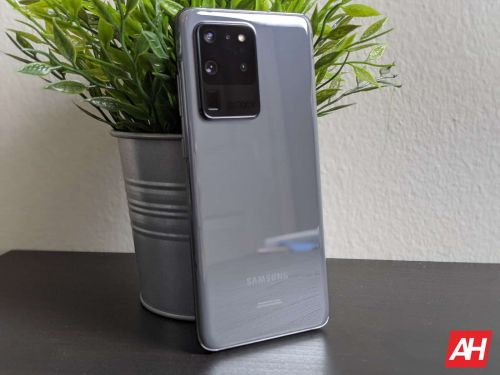 First Samsung Galaxy S20 Ultra Update Improves Its Camera