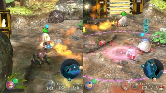 Pikmin 3 Deluxe Gets New Demo, Plus Details on Co-Op Story Mode