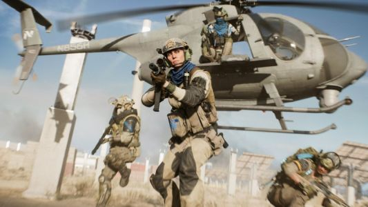 Battlefield 2042 Hazard Zone Game Mode Revealed, 'High Stakes, Squad-Based' Intensity