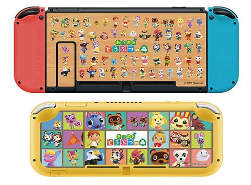 Animal Crossing: New Horizons Switch decals reveal new characters
