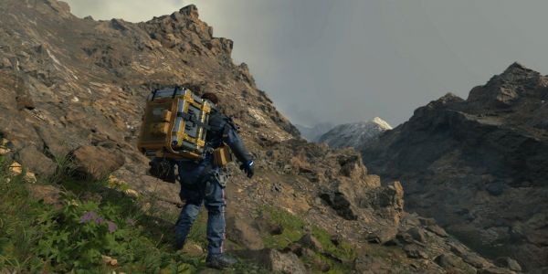 Death Stranding: How to Increase Carry Weight | Game Rant