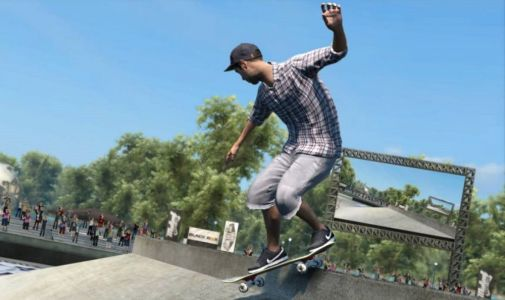 Skate trademark not abandoned as previously suspected