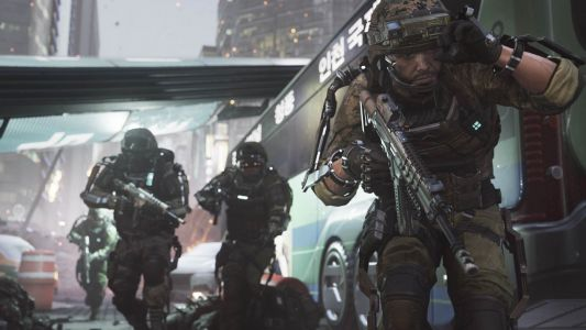 Sledgehammer Games will be leading this year's Call of Duty