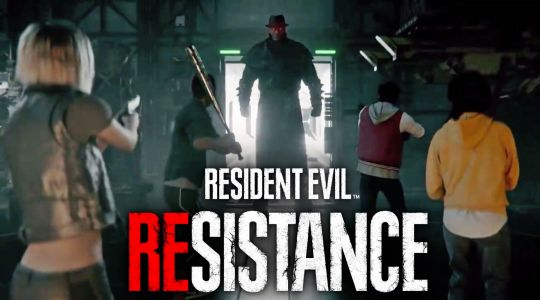 Resident Evil: Resistance - Mastermind Gameplay, Two Maps, and More Shown Off in New Video