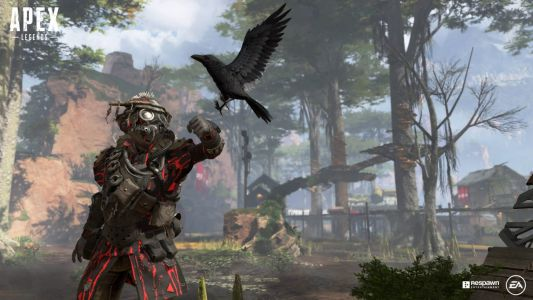 Apex Legends Has Overwatch Easter Egg