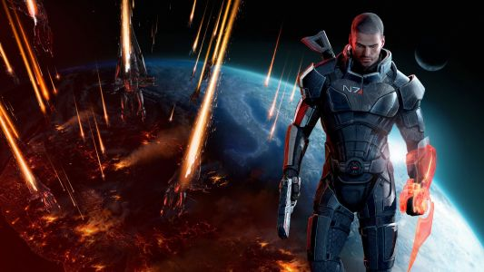 """Mass Effect Trilogy Remaster is Called """"Legendary Edition"""" - Rumour"""