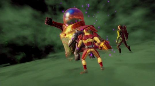 See Mysterio In Action In Marvel Strike Force