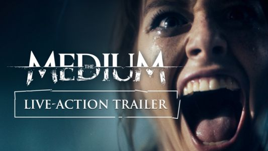 Live-Action The Medium Cinematic Trailer Is A Tantalizing Teaser Of The Horror To Come