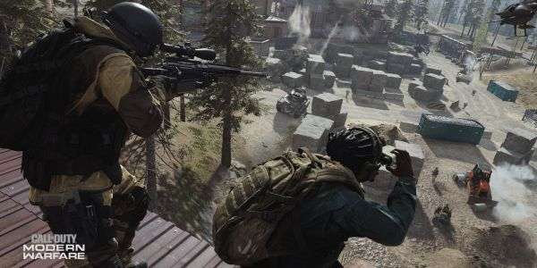 Call of Duty: Modern Warfare Perk Broken By New Patch | Game Rant