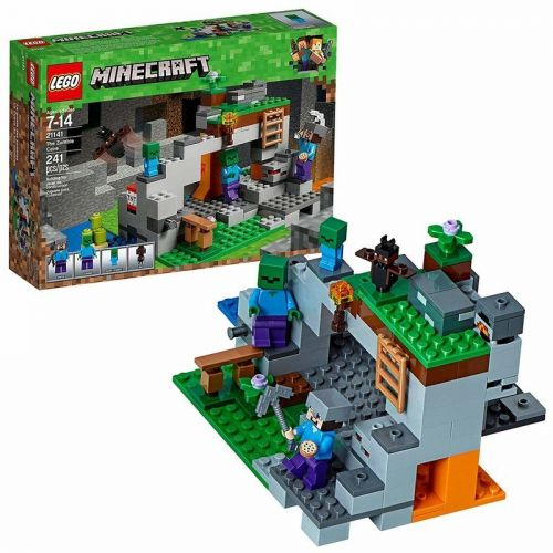 Minecraft Lego sets make epic holiday gifts, and they're on sale for Cyber Monday