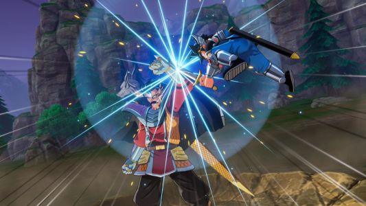 New Dragon Quest Action RPG Announced, Coming In 2021