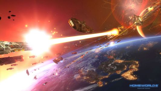Homeworld Special Announcement Teased for August 30th