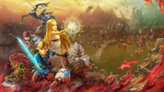 Hyrule Warriors: Age of Calamity Gameplay Showcases Playable Zelda, Runes and More