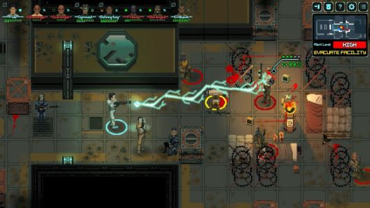 This week we're giving away Switch copies of turn-based tactics RPG, Depth of Extinction!