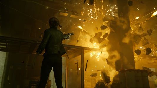 Control proves Remedy still knows how to make one hell of an action game