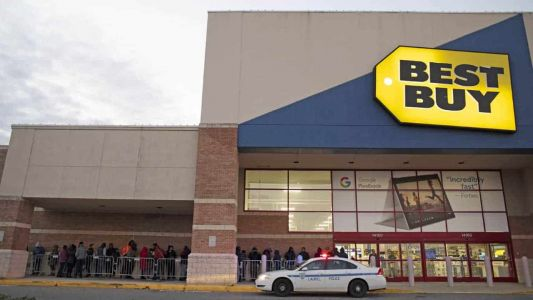 Black Friday Deals Have Already Started At Best Buy