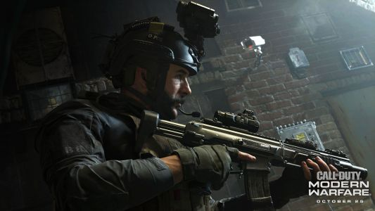 Call Of Duty: Modern Warfare Gets 4K Raw Gunfight Footage