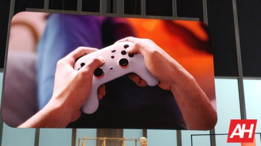 Stadia Controller Wireless Initially Limited To Chromecast Ultra