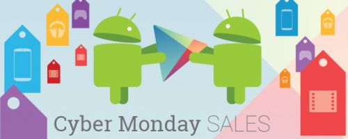 40 temporarily free and 72 on-sale apps and games for Cyber Monday