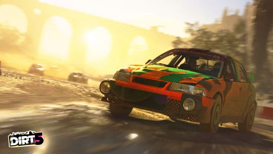 DiRT 5 Trailer Details Locations, Events, and More