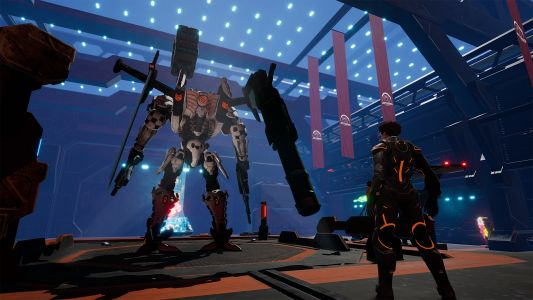 Daemon X Machina Is Looking A Little Rough In New Story Trailer