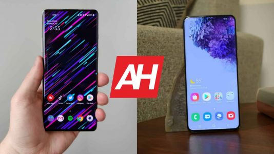Phone Comparisons: OnePlus 8 vs Samsung Galaxy S20