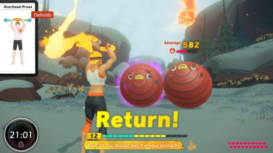 Ring Fit Adventure is Nintendo's New Fitness Game