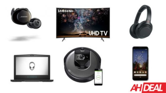 Electronics Deals - December 10, 2019: Galaxy S10, Fitbit & More